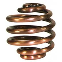 """Antique Copper 2"""" istuimen jousi"""