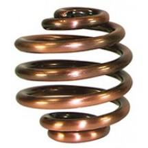 """Antique Copper 3"""" istuimen jousi"""