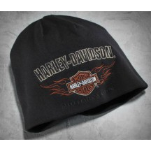 Reversible Flame Knit Hat - Harley-Davidson