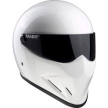 Chrystal White - Bandit Helmets