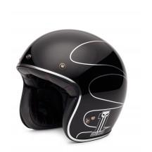 Elite Retro 3/4 Helmet - Harley-Davidson