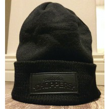 Black Beanie - Scandinavian Choppers