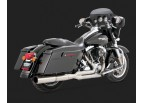 Stainless Hi-Output 2-1 Touring - Vance&Hines