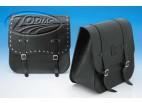Side Saddlebag - Texas Leather