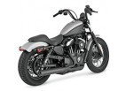Blackout 2 into 1 - Vance & Hines