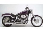 Fat Cat 2 into 1 - pakoputki Softail 1984-06