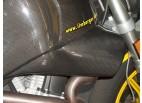 Hiilikuitu ilmanottokanava (oikea) - Ilmberger Carbonparts