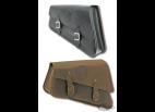 Sportster sivulaukku - Texas Leather